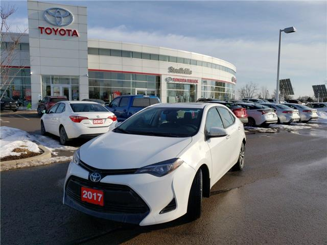 2017 Toyota Corolla LE (Stk: P2040) in Whitchurch-Stouffville - Image 1 of 12
