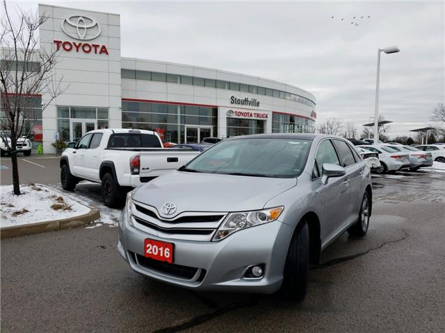 2016 Toyota Venza  (Stk: P1952) in Whitchurch-Stouffville - Image 1 of 15