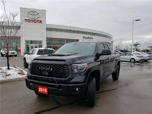 2019 Toyota Tundra SR5 Plus 5.7L V8 (Stk: 200342A) in Whitchurch-Stouffville - Image 1 of 19