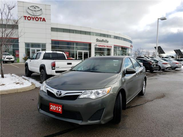 2012 Toyota Camry LE (Stk: 190805A) in Whitchurch-Stouffville - Image 1 of 13
