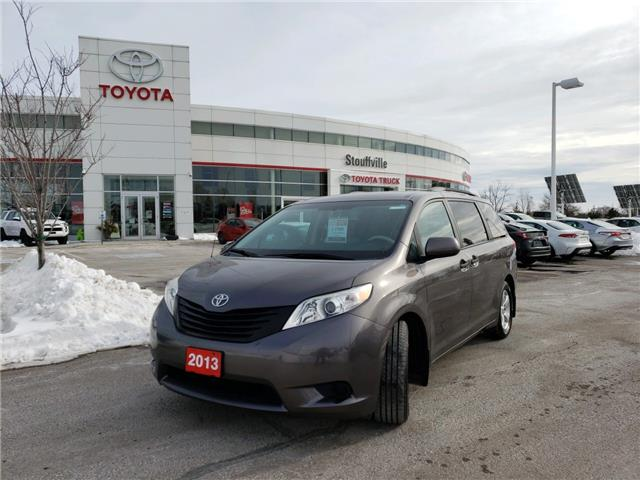 2013 Toyota Sienna V6 7 Passenger (Stk: 200317A) in Whitchurch-Stouffville - Image 1 of 12