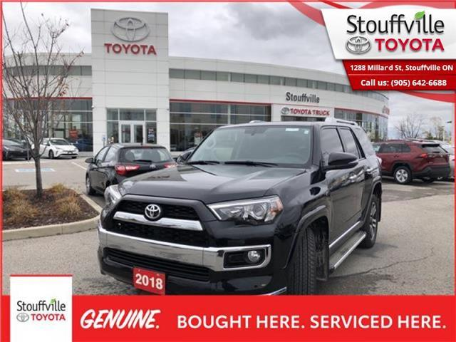 2018 Toyota 4Runner Limited (Stk: P1986) in Whitchurch-Stouffville - Image 1 of 19