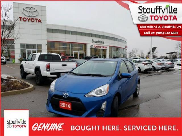 2016 Toyota Prius C Upgrade Package JTDKDTB33G1115377 P2035 in Whitchurch-Stouffville