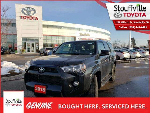 2018 Toyota 4Runner 4WD (Stk: P2039) in Whitchurch-Stouffville - Image 1 of 15