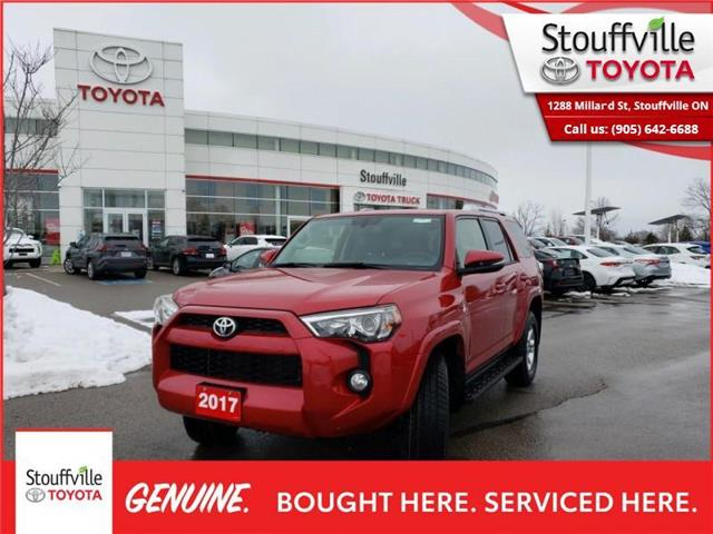 2017 Toyota 4Runner SR5 (Stk: P2061) in Whitchurch-Stouffville - Image 1 of 20