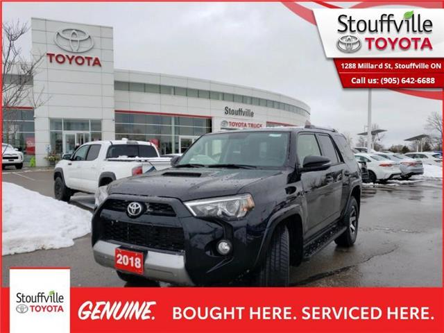 2018 Toyota 4Runner TRD Off Road (Stk: P2067) in Whitchurch-Stouffville - Image 1 of 21