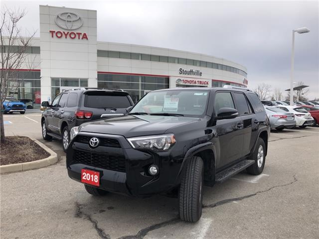 2018 Toyota 4Runner SR5 (Stk: P2039) in Whitchurch-Stouffville - Image 1 of 18