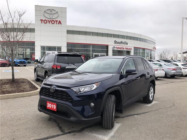 2019 Toyota RAV4 XLE (Stk: P2131) in Whitchurch-Stouffville - Image 1 of 17