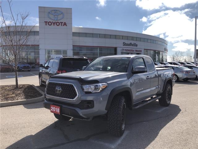 2018 Toyota Tacoma TRD Off Road (Stk: P2129) in Whitchurch-Stouffville - Image 1 of 19
