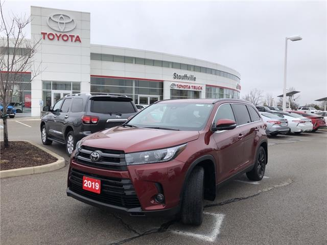 2019 Toyota Highlander XLE (Stk: P2133) in Whitchurch-Stouffville - Image 1 of 19