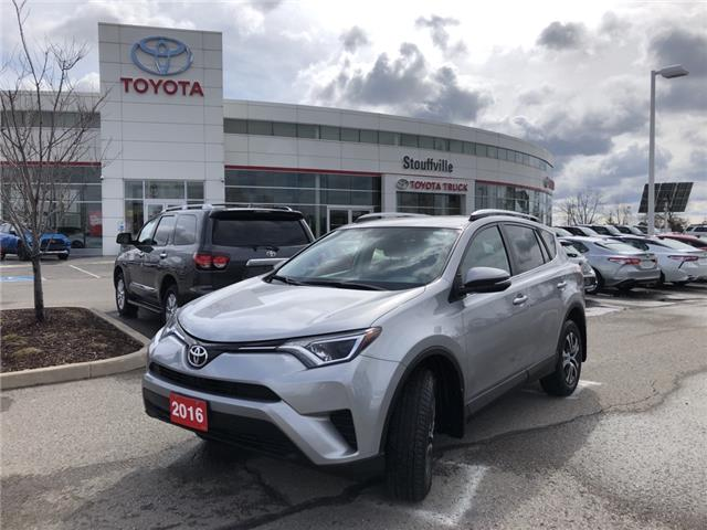 2016 Toyota RAV4 LE (Stk: P2141) in Whitchurch-Stouffville - Image 1 of 13