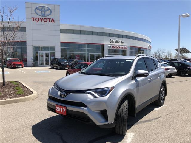 2017 Toyota RAV4 LE (Stk: P2153) in Whitchurch-Stouffville - Image 1 of 13