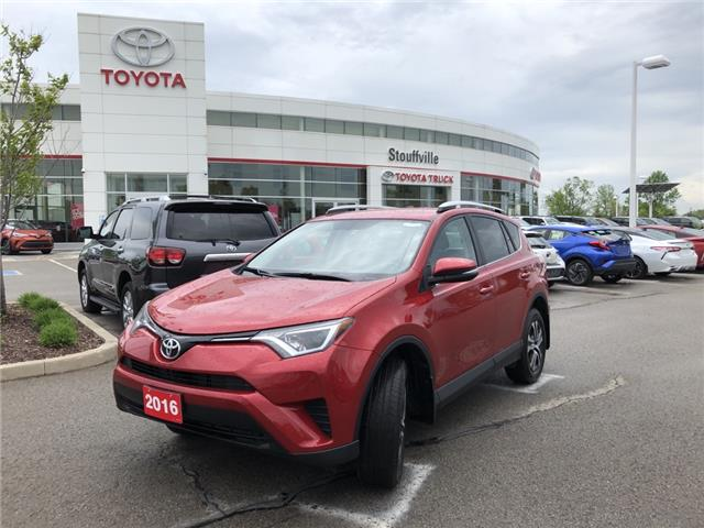 2016 Toyota RAV4 LE (Stk: P2164) in Whitchurch-Stouffville - Image 1 of 13