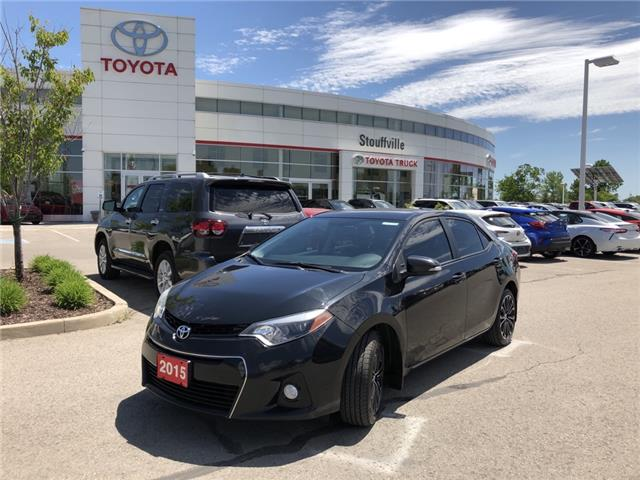 2015 Toyota Corolla S (Stk: 200634A) in Whitchurch-Stouffville - Image 1 of 16
