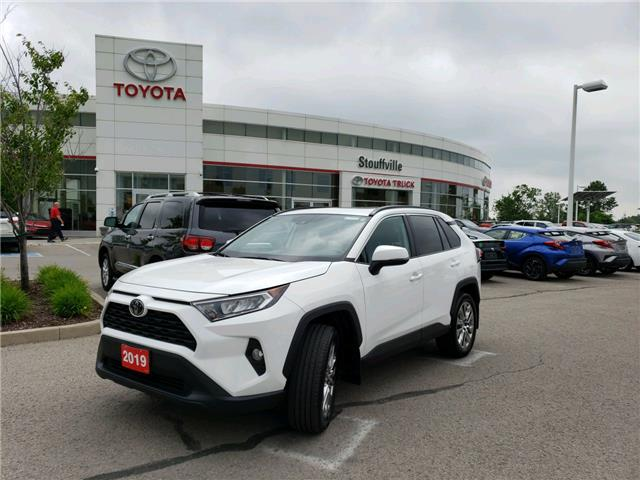 2019 Toyota RAV4 XLE (Stk: 200664A) in Whitchurch-Stouffville - Image 1 of 17