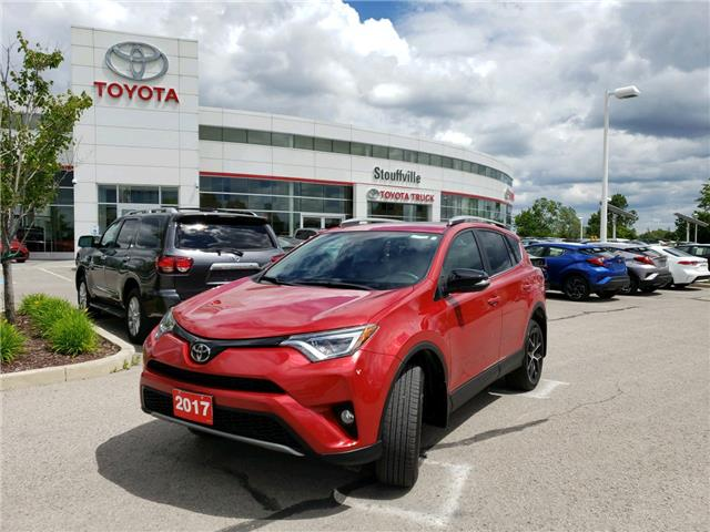 2017 Toyota RAV4 SE (Stk: 200293A) in Whitchurch-Stouffville - Image 1 of 15