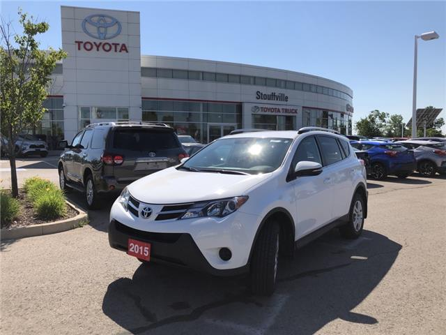 2015 Toyota RAV4 LE (Stk: P2182A) in Whitchurch-Stouffville - Image 1 of 14