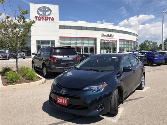 2017 Toyota Corolla LE (Stk: 200497A) in Whitchurch-Stouffville - Image 1 of 14