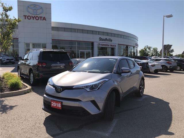 2018 Toyota C-HR XLE (Stk: P2200) in Whitchurch-Stouffville - Image 1 of 15