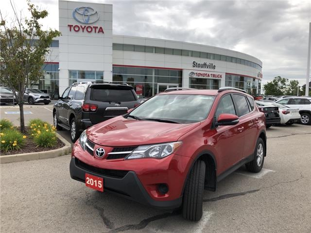 2015 Toyota RAV4 LE (Stk: P2211) in Whitchurch-Stouffville - Image 1 of 11