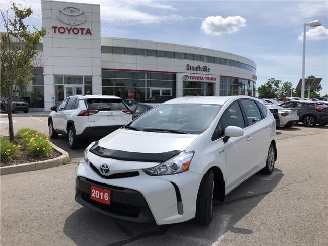 2016 Toyota Prius v Base (Stk: P2210A) in Whitchurch-Stouffville - Image 1 of 19