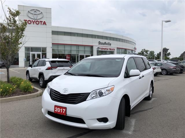 2017 Toyota Sienna 7 Passenger (Stk: P2204) in Whitchurch-Stouffville - Image 1 of 14