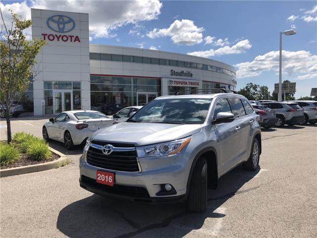 2016 Toyota Highlander XLE (Stk: P2236) in Whitchurch-Stouffville - Image 1 of 18