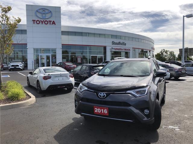 2016 Toyota RAV4 XLE (Stk: P2268) in Whitchurch-Stouffville - Image 1 of 14