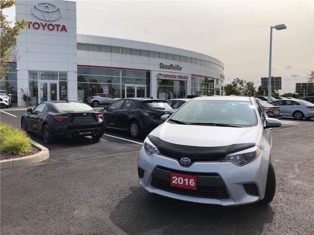 2016 Toyota Corolla LE (Stk: P2278) in Whitchurch-Stouffville - Image 1 of 12