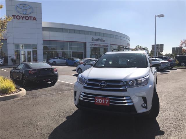 2017 Toyota Highlander Limited (Stk: P2294) in Whitchurch-Stouffville - Image 1 of 20
