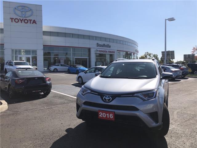 2016 Toyota RAV4 LE (Stk: P2293) in Whitchurch-Stouffville - Image 1 of 12