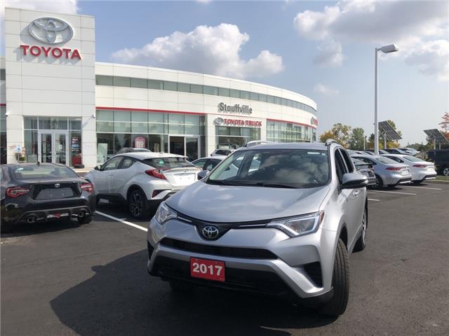 2017 Toyota RAV4 LE (Stk: P2291) in Whitchurch-Stouffville - Image 1 of 14