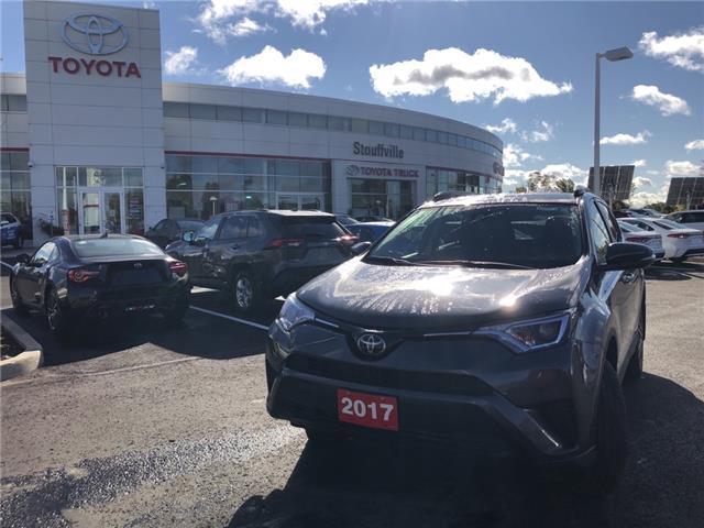 2017 Toyota RAV4 LE (Stk: P2299) in Whitchurch-Stouffville - Image 1 of 14