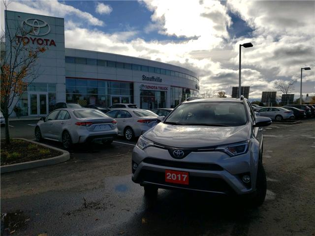 2017 Toyota RAV4 Hybrid LE+ (Stk: P2333) in Whitchurch-Stouffville - Image 1 of 16