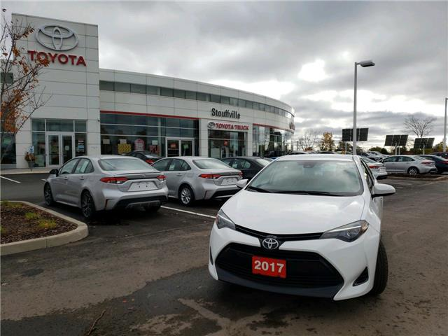 2017 Toyota Corolla LE (Stk: P2335) in Whitchurch-Stouffville - Image 1 of 14