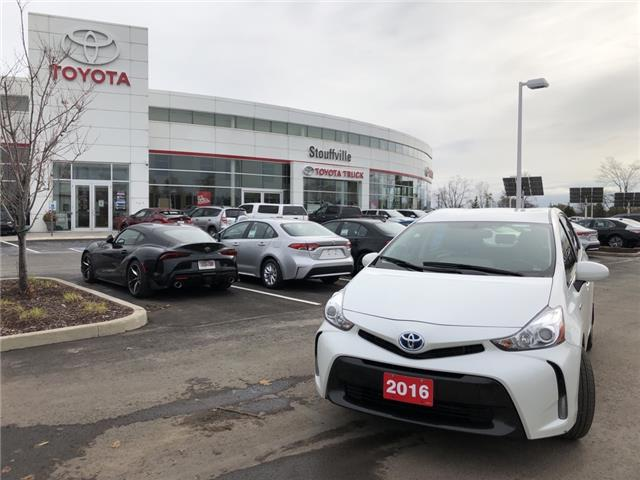 2016 Toyota Prius v Base (Stk: P2354) in Whitchurch-Stouffville - Image 1 of 16