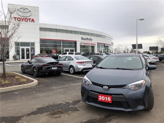 2016 Toyota Corolla LE (Stk: P2346) in Whitchurch-Stouffville - Image 1 of 13