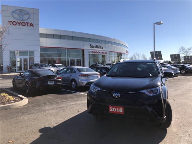 2018 Toyota RAV4 LE (Stk: P2348) in Whitchurch-Stouffville - Image 1 of 15