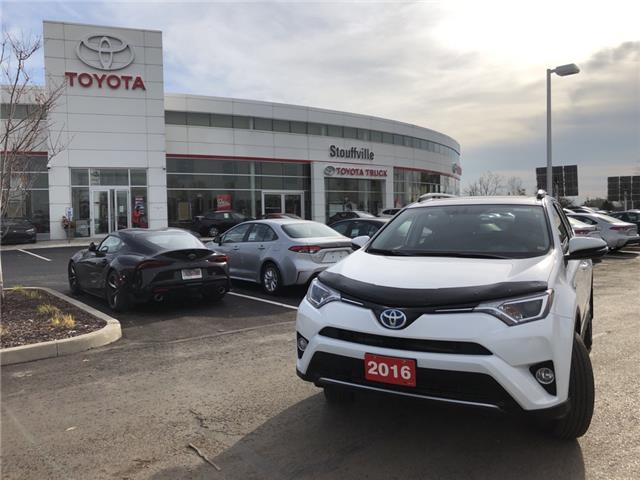 2016 Toyota RAV4 Hybrid XLE (Stk: 200976A) in Whitchurch-Stouffville - Image 1 of 16