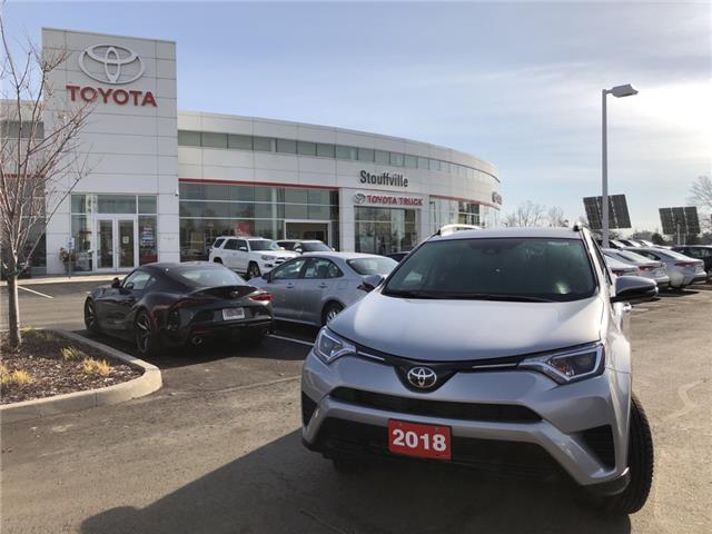 2018 Toyota RAV4 LE (Stk: P2360) in Whitchurch-Stouffville - Image 1 of 14
