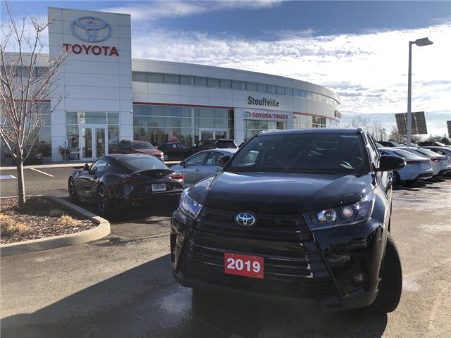 2019 Toyota Highlander XLE (Stk: P2370) in Whitchurch-Stouffville - Image 1 of 18