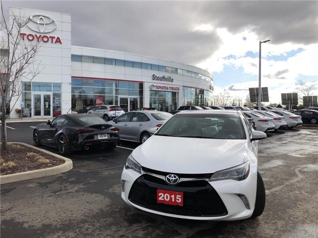 2015 Toyota Camry XSE V6 (Stk: 210214A) in Whitchurch-Stouffville - Image 1 of 20