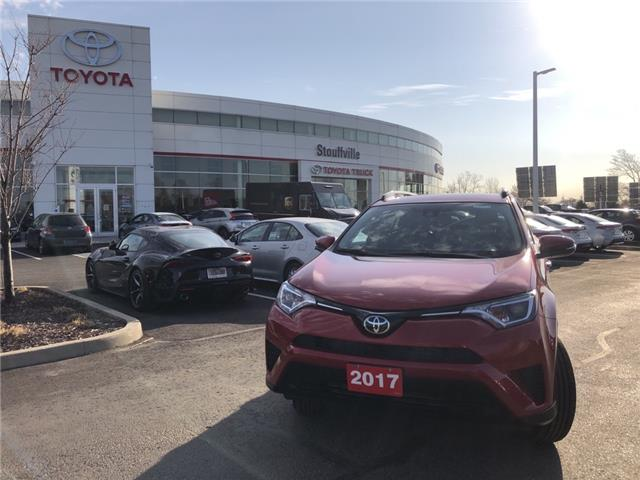 2017 Toyota RAV4 LE (Stk: P2372) in Whitchurch-Stouffville - Image 1 of 14