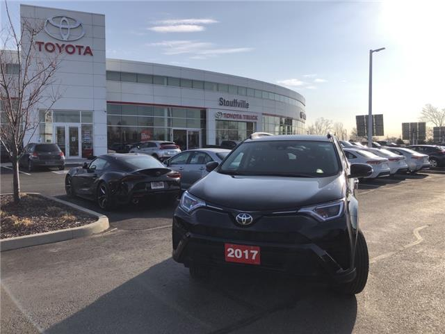 2017 Toyota RAV4 LE (Stk: P2364) in Whitchurch-Stouffville - Image 1 of 14