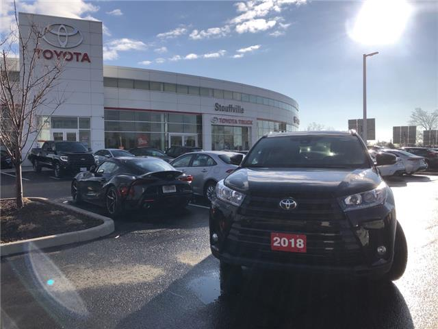 2018 Toyota Highlander XLE (Stk: P2375) in Whitchurch-Stouffville - Image 1 of 20