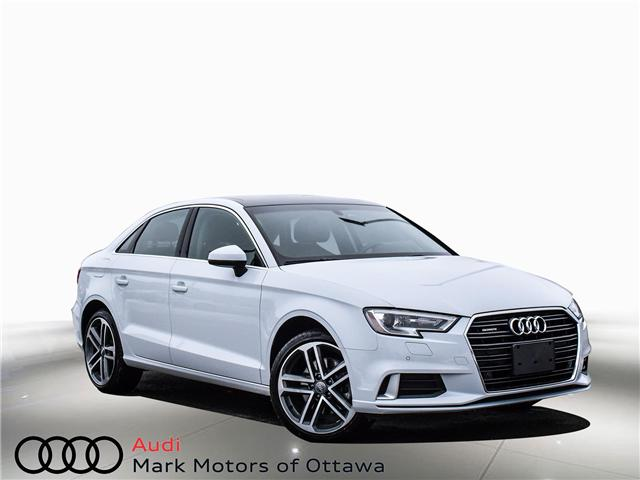 2018 Audi A3 2.0T Progressiv (Stk: 90850) in Nepean - Image 1 of 27