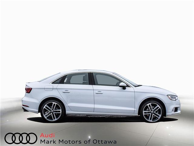 2018 Audi A3 2.0T Progressiv (Stk: 90850) in Nepean - Image 3 of 27