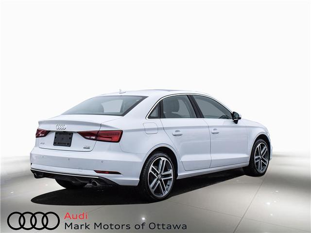2018 Audi A3 2.0T Progressiv (Stk: 90850) in Nepean - Image 4 of 27