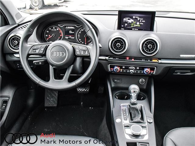 2018 Audi A3 2.0T Progressiv (Stk: 90850) in Nepean - Image 18 of 27