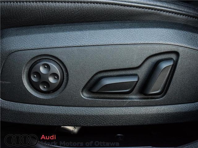 2018 Audi A4 2.0T Progressiv (Stk: 90540) in Nepean - Image 13 of 29